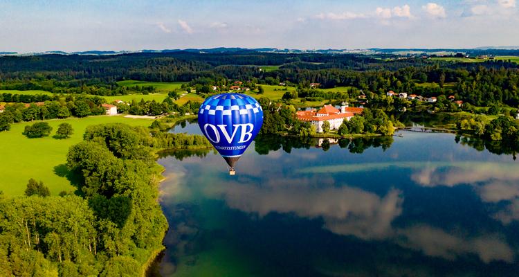 OVB Heißluftballon
