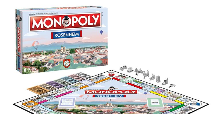 ROSENHEIM-MONOPOLY