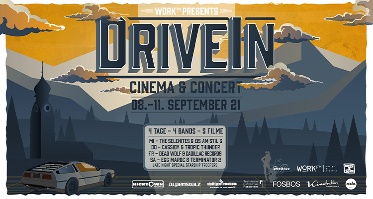 DriveIn Cinema & Concert